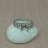 Antique 5-stone Setting, Platinum 13