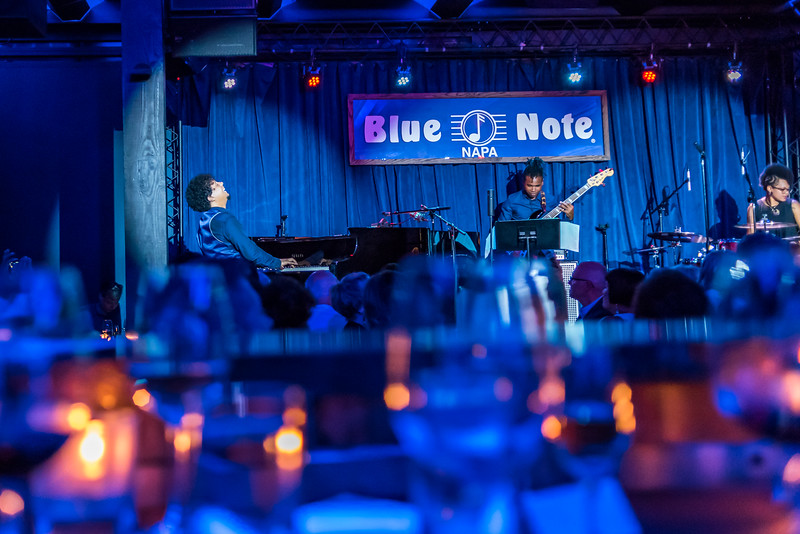 Hot Havana Nights: Aldo López-Gavilán & Friends at Blue Note Napa