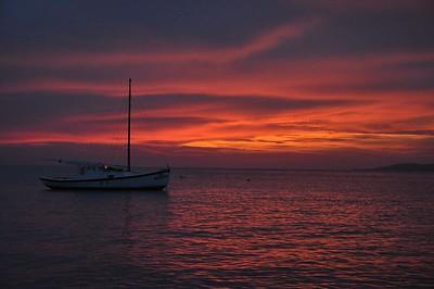 Sunset Boca Sami