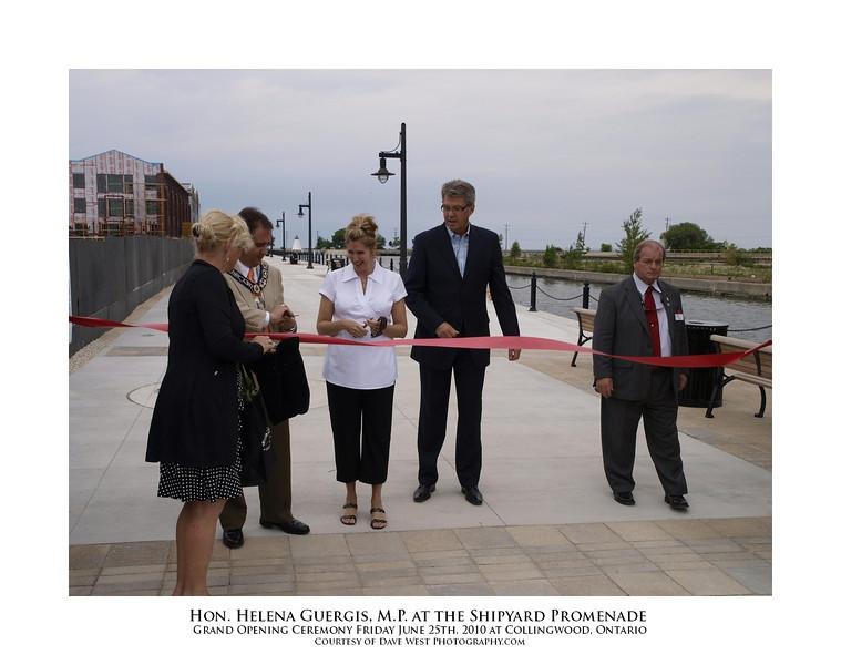 Helena Guergis at the Shipyard Promenade Opening  9.jpg