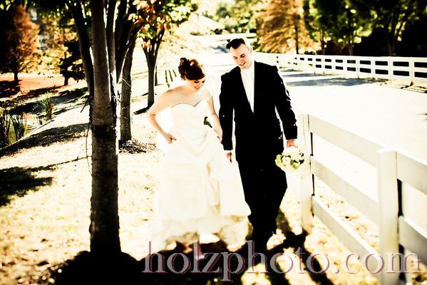 Chelsey and Patrick Creative Wedding Photos