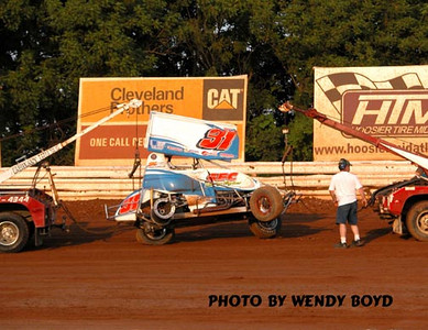 Williams Grove Speedway-PA 6-27-09
