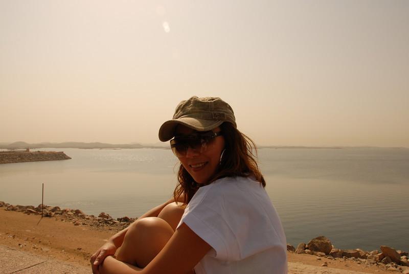[20101005] Day 6 - Aswan Dam (17).JPG