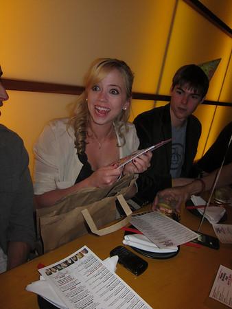2011.04.08 Lily's Birthday