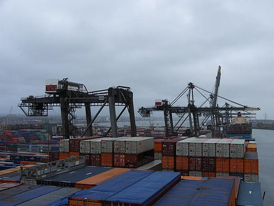 Southampton Container Terminals (SCT)