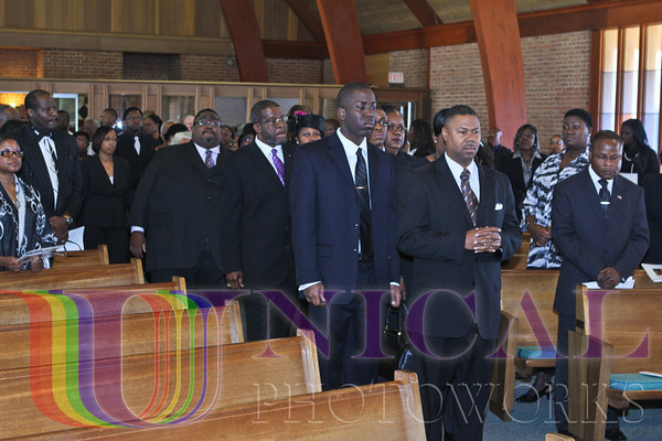 Home Going Celebration, Glenmont UMC, Silver Spring, MD at 9:00AM, October 8, 2011