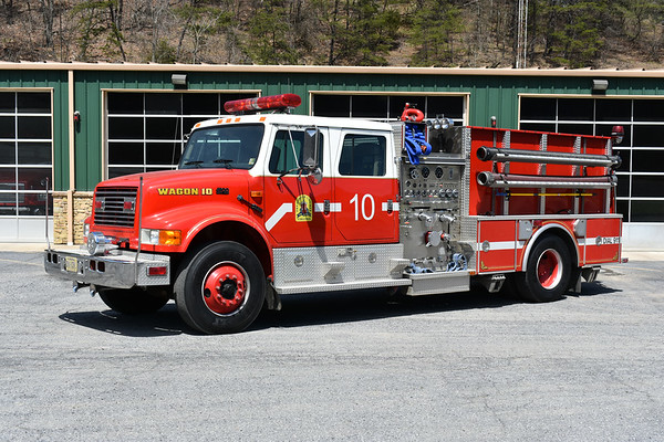 Frederick County Training and Miscellaneous
