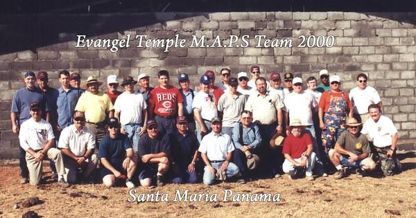 Santa Maria Panama 2000