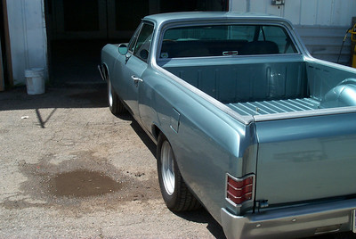 1967 Chevy El Camino