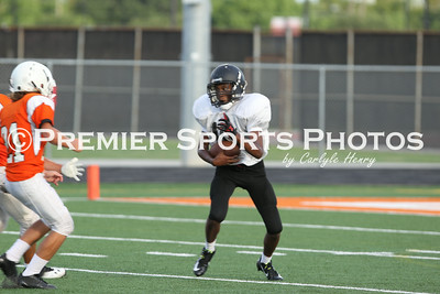 La Porte Freshman A Football vs. Clear Brook 8/28/2014