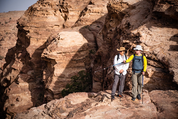 History, Culture and Adventure Meet on the Jordan Trail