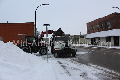 Snow Removal January 13 2020