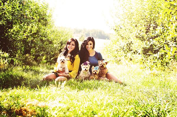 Victoria & Alexis