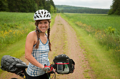 Biking PEI: Day Two: Stanhope-Red Point PP