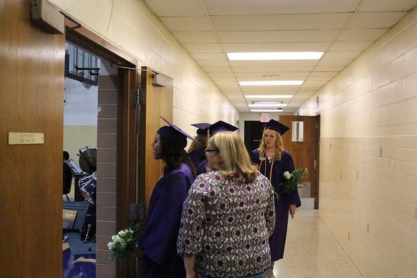 Holy Trinity High School Graduation 2017