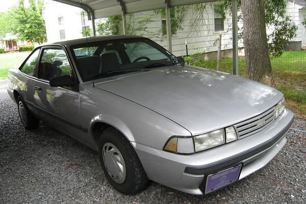 Gerri's New Car