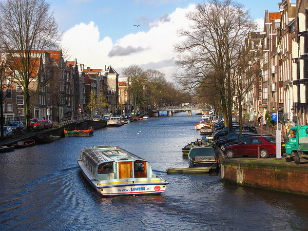 Brussels, Antwerp, Amsterdam, & Den Haag 2009