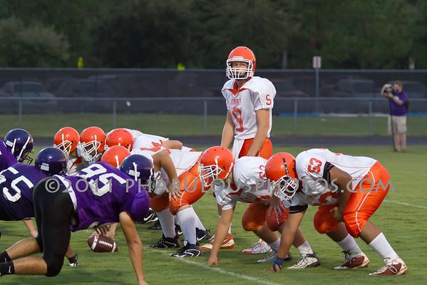 Boone JV Football #9- 2011