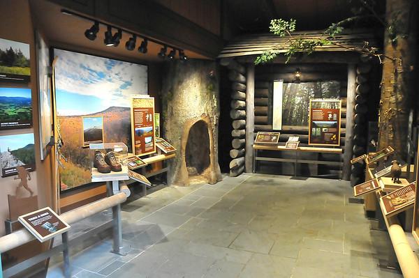 Mount Greylock Visitors Center-092613