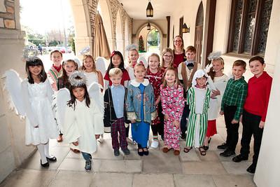 SMCC Nativity Pageant Tells Christmas Story