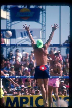 AVP - Hermosa Beach 1989