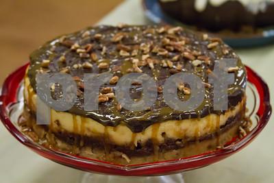 2/2/13 8th Annual Best Chocolate Dessert Contest by Sandi Cintron