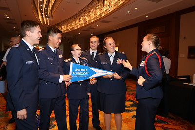 2017 National Conference Cadet Day Sponsor Banners