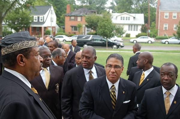 Bro. Al Bailey Omega Service