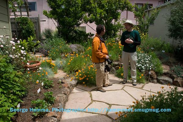 Bringing Back the Natives Garden Tour 5/4/2008