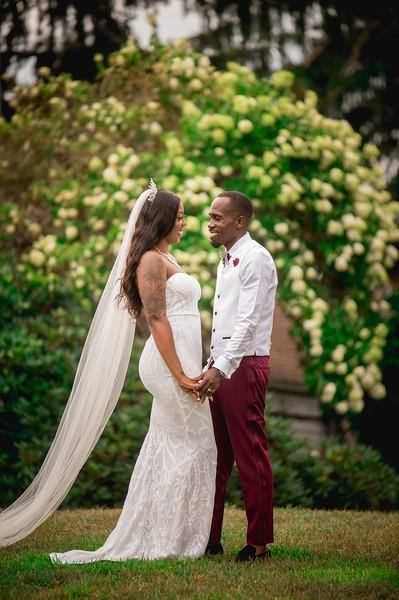 Simonnia & Tyrone Wedding