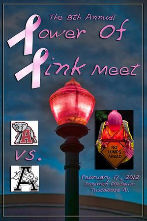 Power of Pink Meet 2012