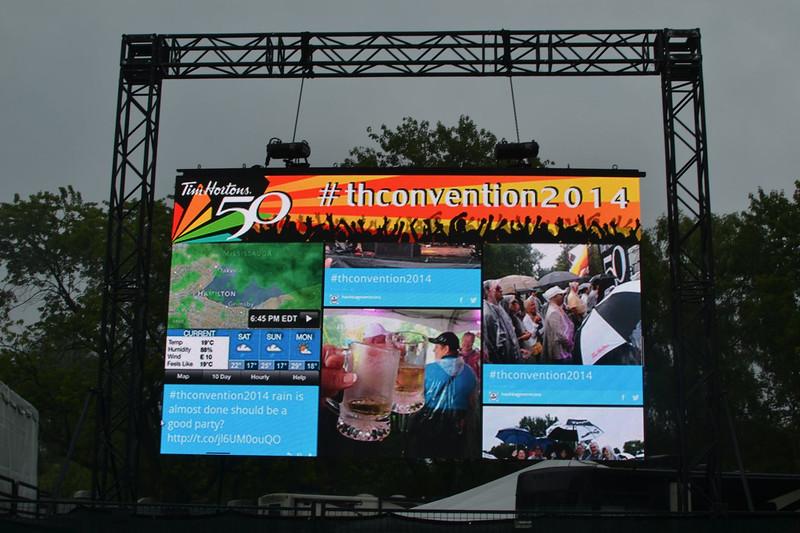 Tim Hortons Festival