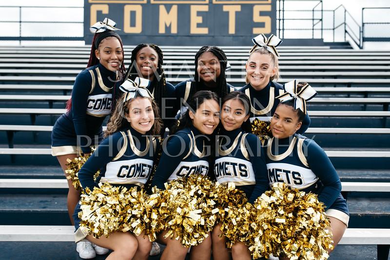 HHS Cheer 2019-2020 SENIORSS