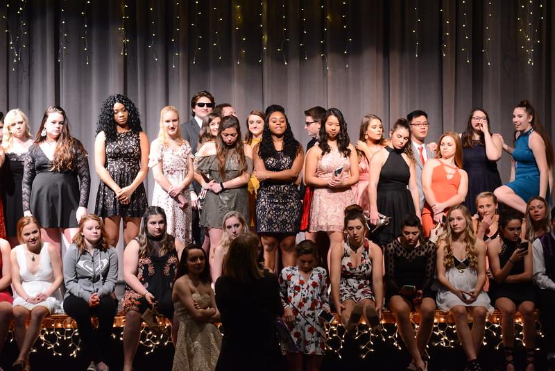 2018 Senior Fashion Show