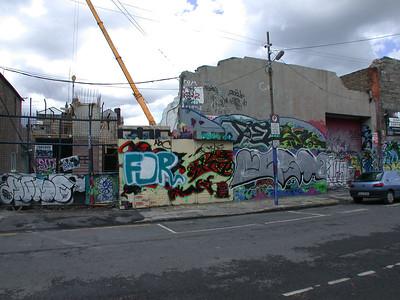 U2 Windmill Lane, 2002, Dublin