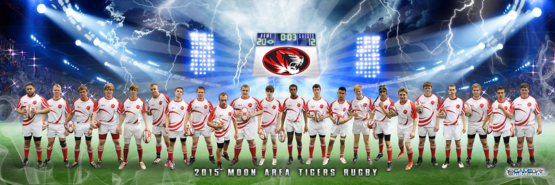 Moon Area Tigers