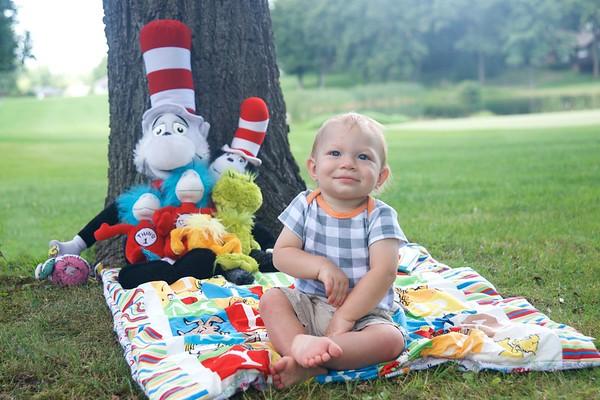 Braden Aaron - 11 Months Old