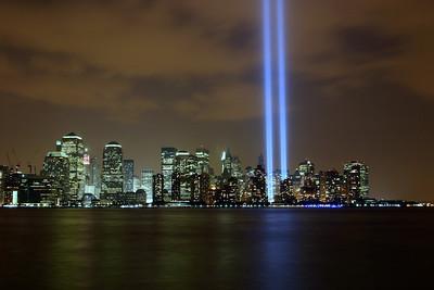 9/11 World Trade Center Memorial - 2007