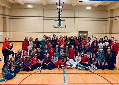 EVA 16U Christmas Party