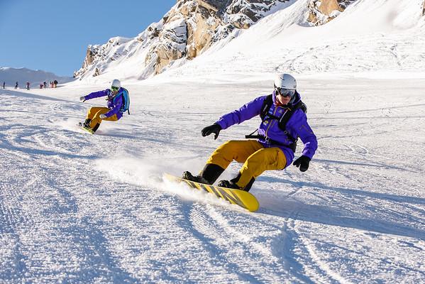 Ski-/Snowboardopleiding voor de Nederlandse Ski Vereniging