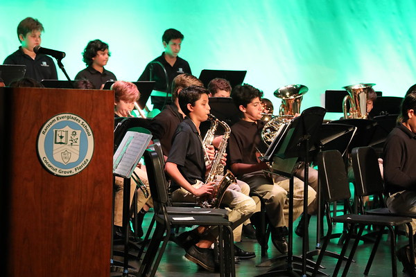 MS Band Spring Concert