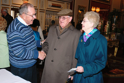 """It Was """"Curtains"""" for Retirees at Drury Lane Apr. 2, 2009"""