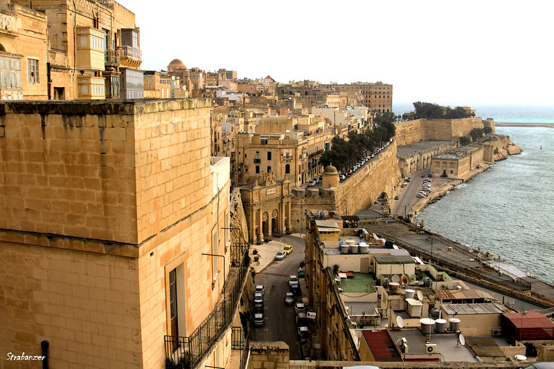 Valletta, Malta.     03/23/2019
