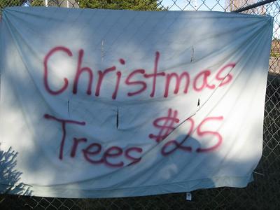 Christmas Tree Sales - Dec 4