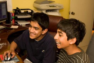 Vishal's 12th Birthday