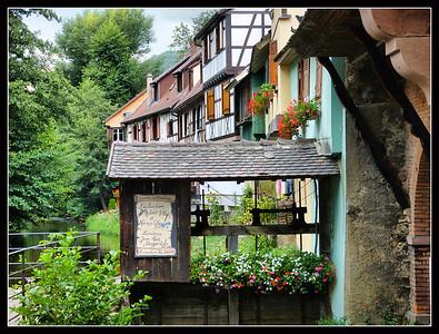 Kaysersberg  ( Alsace): part 1
