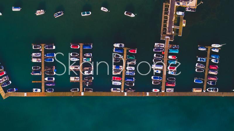 Skaneateles Country Club Docks