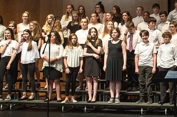 19 QVSD Spring Chorus Concert