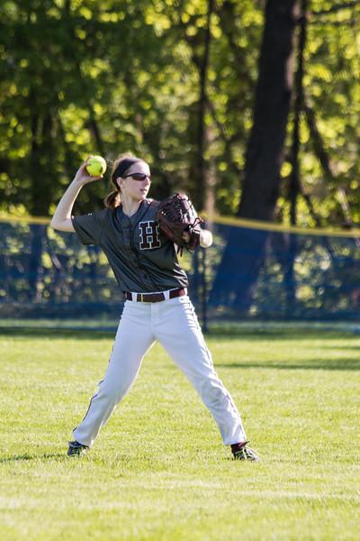 Hanover Softball Home 5/18/15