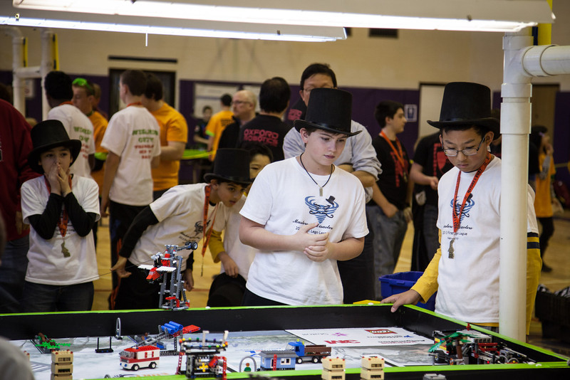 First Lego League Tournament 1/4/2014